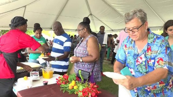 4th Annual Nevis Mango Festival - Oualie Beach