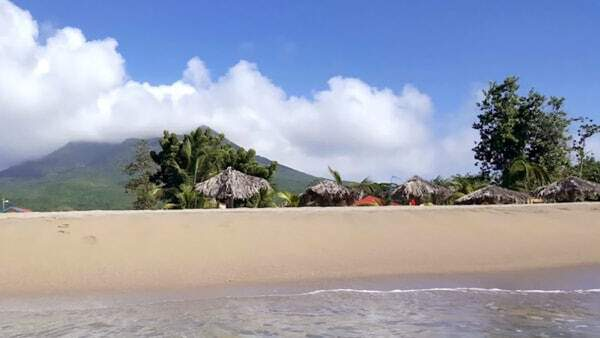 Nevis Beaches Are Public Beaches