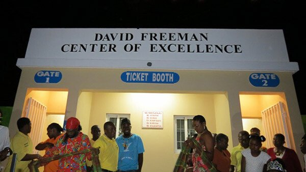 The David Freeman Centre of Excellence