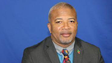 Nevis Water Supply Minister - Spencer Brand