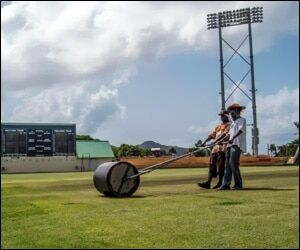 Warner Park Cricket Grounds - St. Kitts
